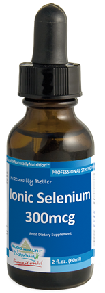 Liquid Ionic Selenium - 60ml from Detox Trading Superfoods