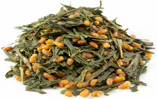 Mr Tea's Tea - Organic Japanese Genmaicha