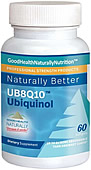 UB8Q10 - A CoEnzyme Q10 from Detox Trading Superfoods