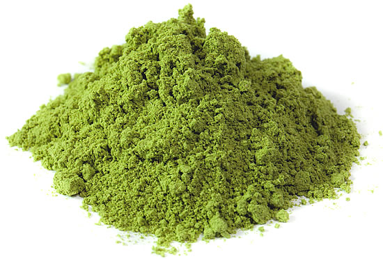 Organic Barley Grass - from Detox Trading Superfoods