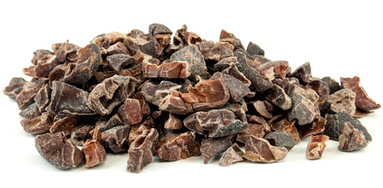 Organic Cacoa Nibs - from Detox Trading Superfoods