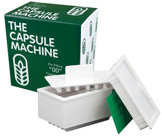 home capsule filling machine