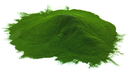 Organic Chlorella - from Detox Trading Superfoods