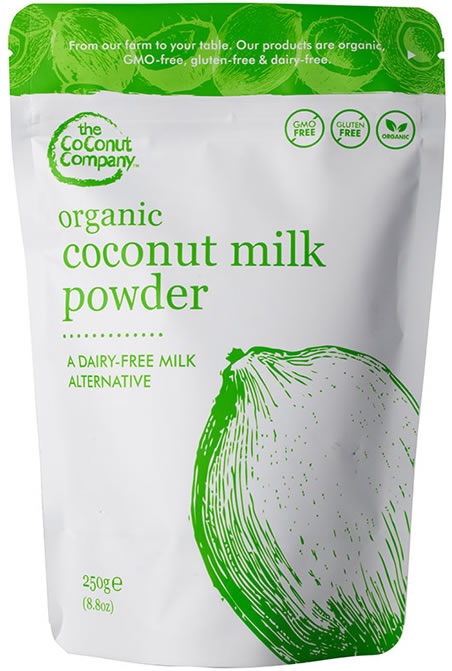 Organic Milk Powder - from Detox Trading Superfoods