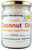 Coconut Oil at £6.95