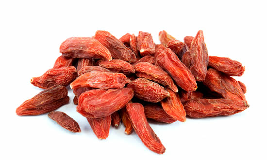 Goji Berries - from Detox Trading Superfoods