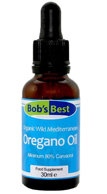 Organic Oregano Oil from Detox Trading Superfoods