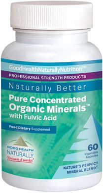 Organic Minerals™ from Detox Trading Superfoods