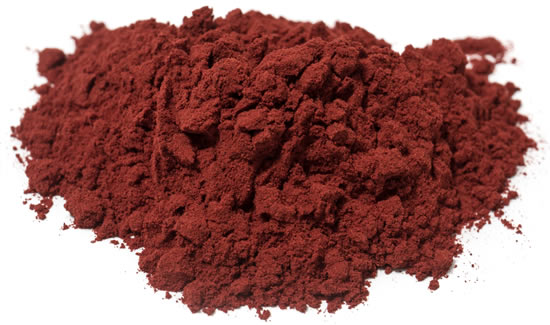 Red Yeast Rice Powder - from Detox Trading Superfoods