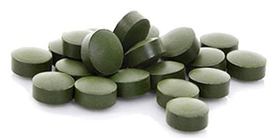 Chlorella Tablets