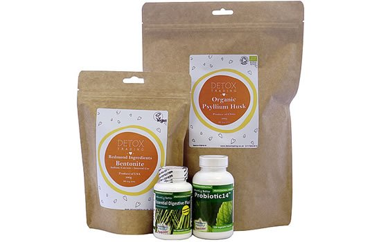 Home Detox Fasting Pack