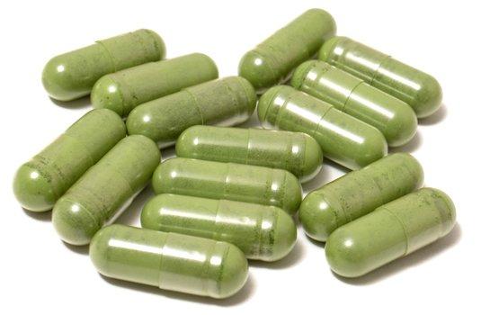 Marine Phytoplankton Tablets