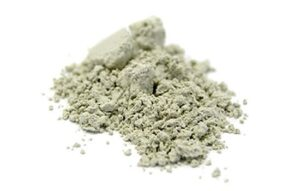 Zeolite Powder - Pure Clinoptilolite Clay