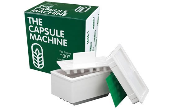 Capsule Connection Capsule Maker