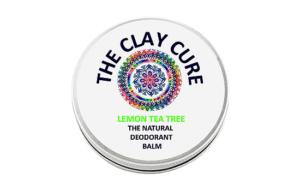 Lemon and Tea Tree Deodorant