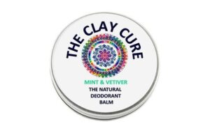 Mint and Vetiver Deodorant