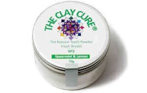 Spearmint and Lemon Natural Tooth Powder