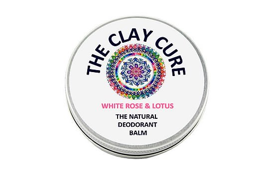White Rose amd Lotus Deodorant