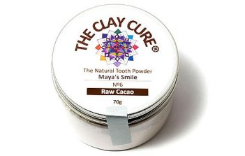 Cacao tooth powder