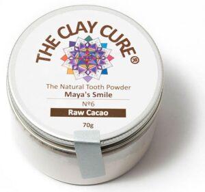 Cacao tooth powder