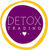 Quality Organic Superfoods | Detox Trading | UK Super Food Supplier Logo